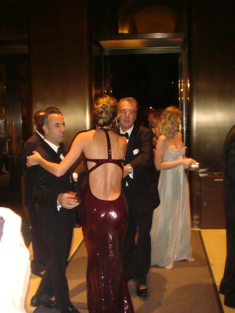 O high high brasileiro na festa do Met em Nova York