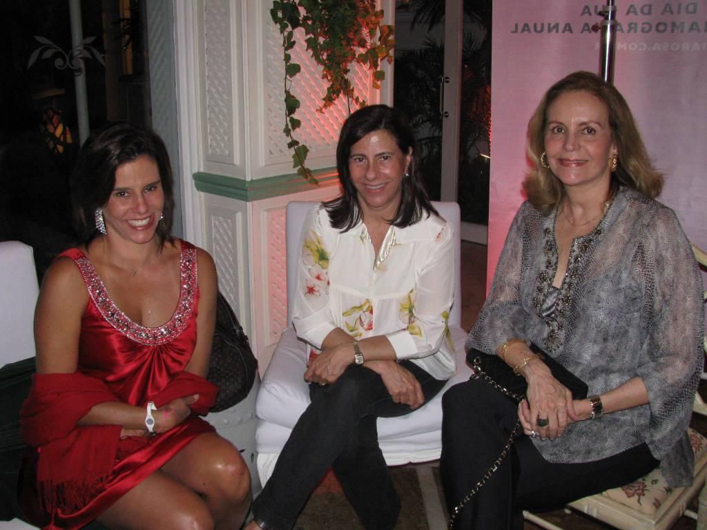 A cruzada de Gisella contra o câncer de mama (agora com as fotos)