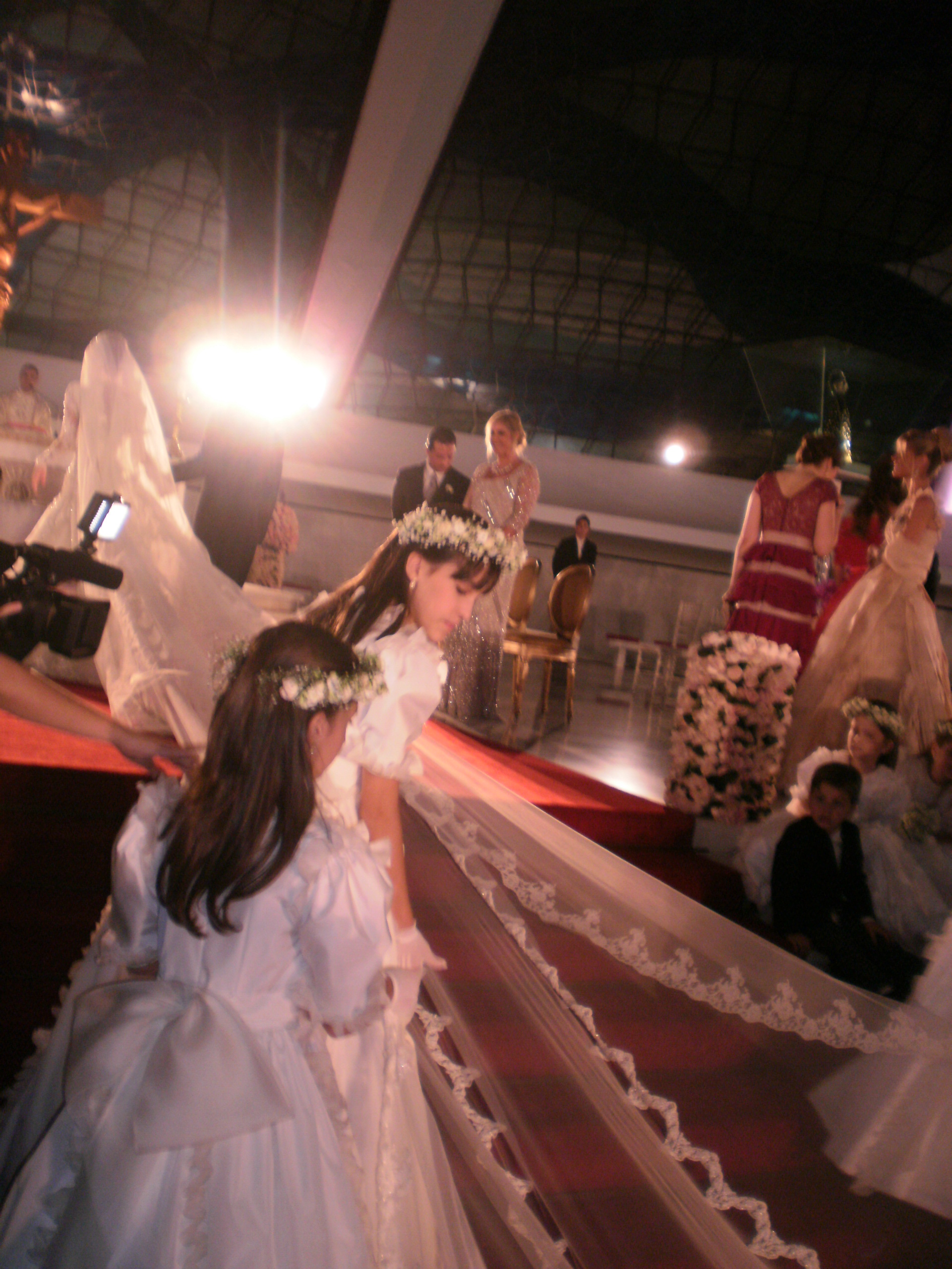 tamara p91509621 Fotos ainda do casamento à la Versailles no DF