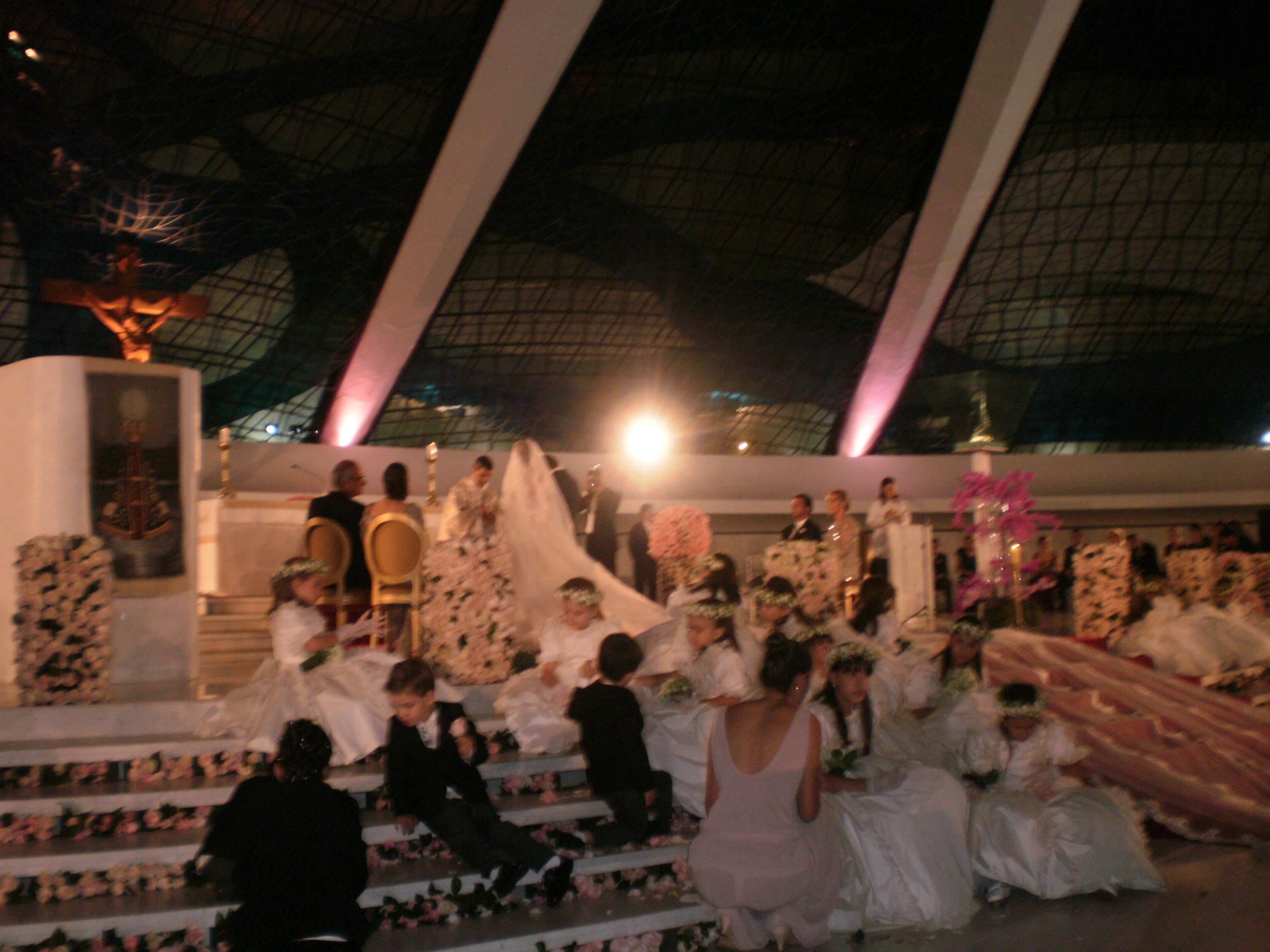 tamara p9150966 Fotos ainda do casamento à la Versailles no DF